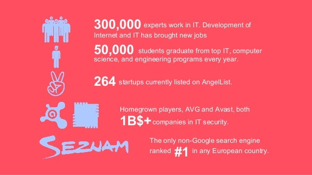 The only non-Google search engine ranked in any European country. experts work in IT. Development of Internet and IT has b...