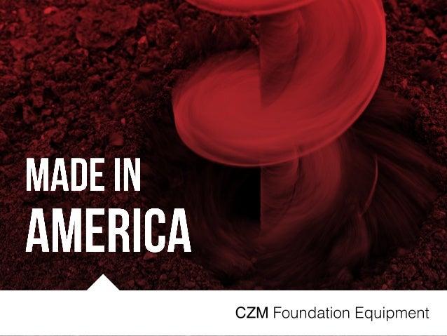 CZM - US Market