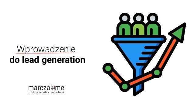 Wprowadzenie do lead generation