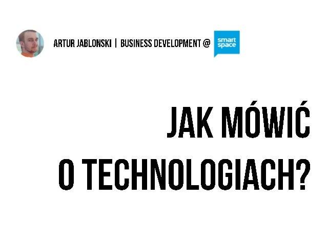 uuuuuuuuuuuuuuuuuuuuuuuuuuuuuuuu NT@ ä  JAK MÓWIĆ 0 TECHNOLOGIACH?