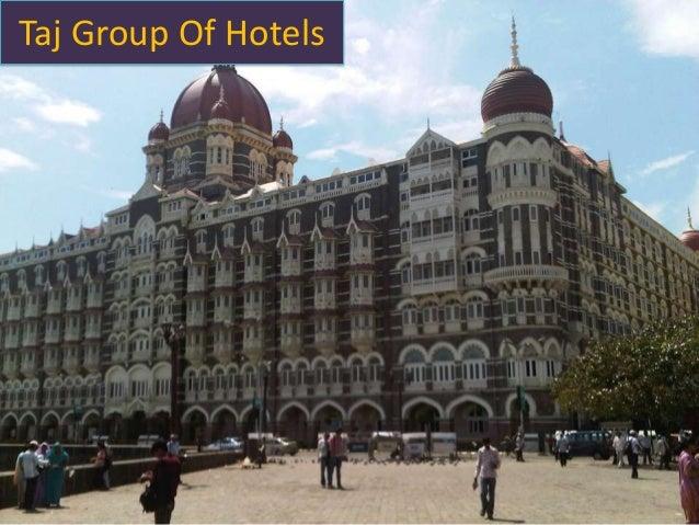 Taj Group Of Hotels 1