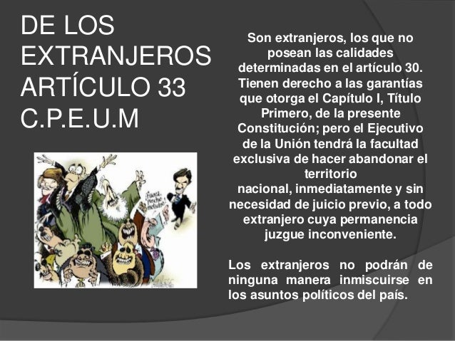 Articulo 31 de la constitucion mexicana yahoo dating