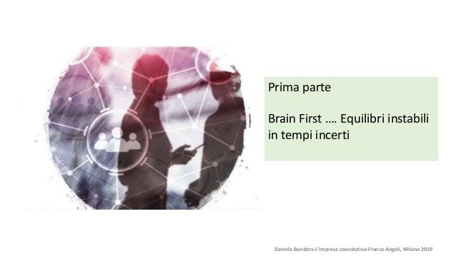 Daniela Bandera L'impresa coevolutiva Modelli & Figure Slide 3