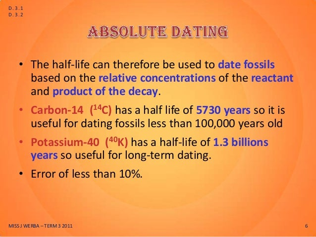 Carbon 14 Is Not Useful For Hookup Most Fossils Because