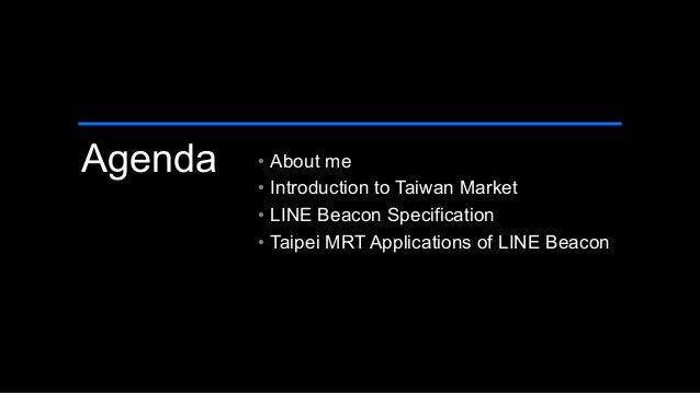 Discover more LINE Beacon applications Slide 2