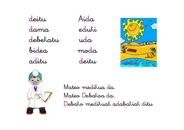 deitu Aida dama eduki debekatu uda bidea moda aditu deitu Mateo medikua da. Mateo Debakoa da. Debako medikuak adabakiak di...