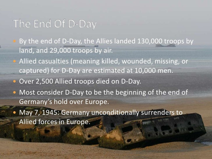 D-Day Definition