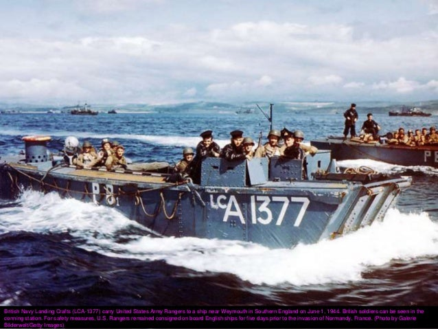 D Day Invasion Color D-Day in Color, Photog...