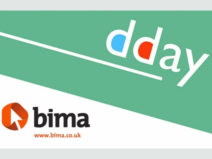 Live Blog & Twitter Feed: #BIMADDay