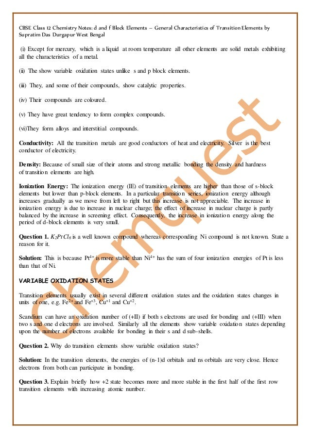 grade 12 chemistry notes history Download cbse revision notes for cbse class 12 history colonialism and the countryside class 12 history book 2 chp-10 revision notes for class-12 chemistry.