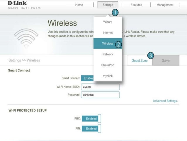 D-Link router support Toll free:1-800-294-5907 Slide 3