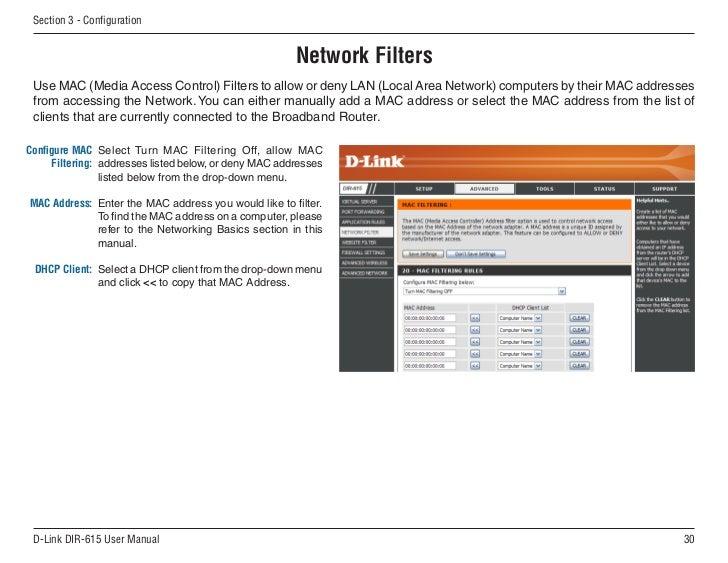 d link dir 615 manual rh slideshare net d-link dir-655 user manual pdf d-link n300 dir-615 user manual