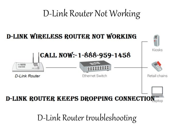 D'Link router troubleshooting 1-844-202-9834