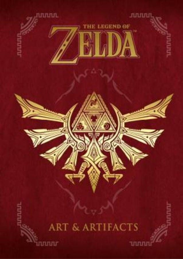 D O W N L O A D P D F The Legend Of Zelda Art Artifacts