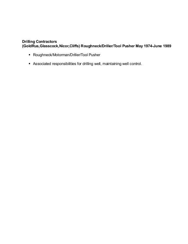 m rivoire resume 01152016
