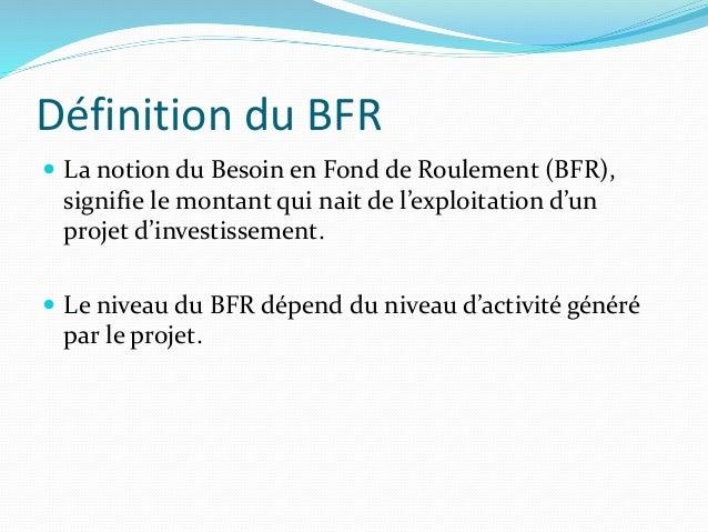 La gestion du besoin en fonds de roulement - Fond de roulement copropriete ...