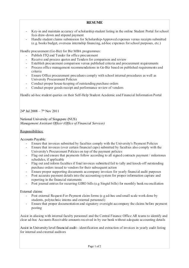 jerome updated resume