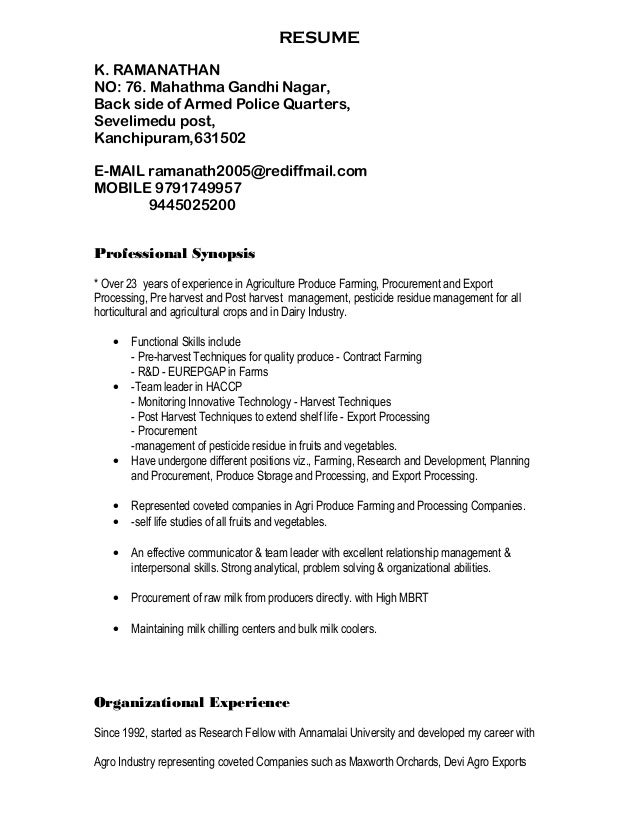 Assessment for Learning in Higher Education horticultural resume ...