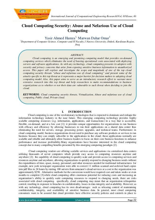 International Journal of Computational Engineering Research||Vol, 03||Issue, 6|| www.ijceronline.com ||June||2013|| Page 2...