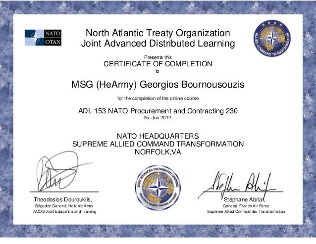 Air Force Advanced Distributed Learning (ADL)