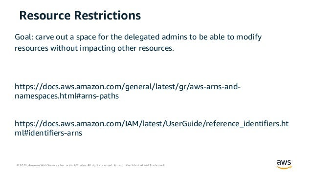 Permission Boundary Round: AWS Security Week at the San