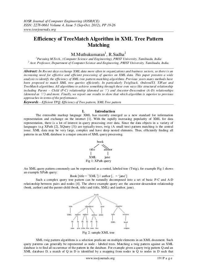 IOSR Journal of Computer Engineering (IOSRJCE) ISSN: 2278-0661 Volume 4, Issue 5 (Sep-Oct. 2012), PP 19-26 www.iosrjournal...