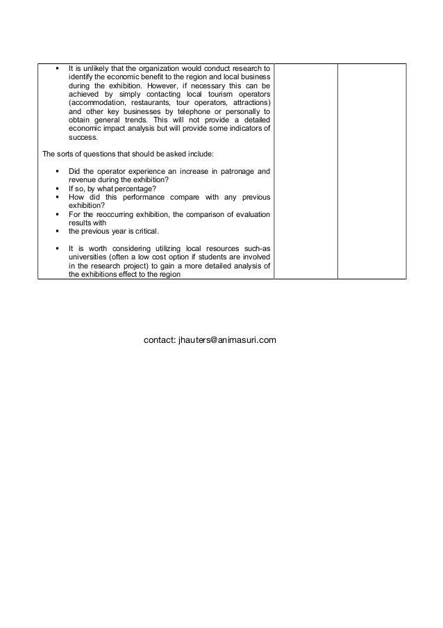 Exhibition Stall Checklist : Devnet art checklist