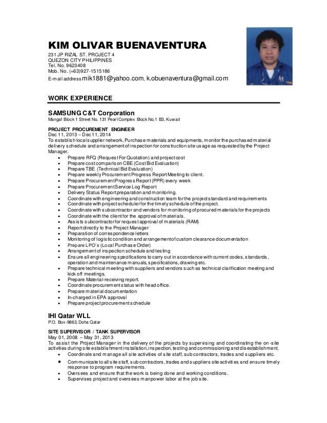 KIM CV jan2015