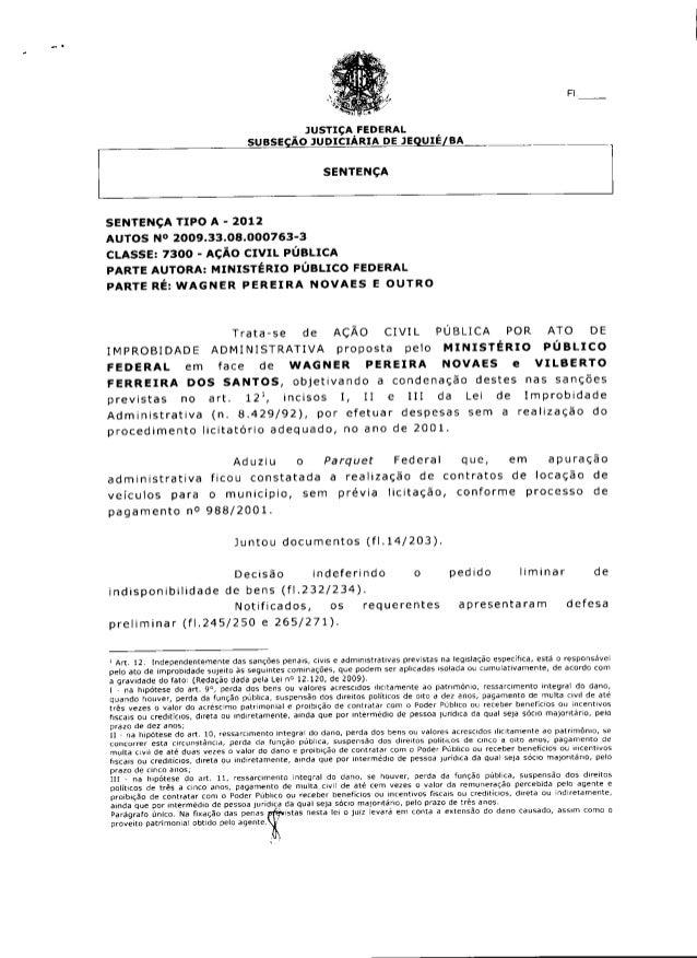 Fl.                                            JUSTIÇA FEDERAL                                    SUBSEÇÃO JUDICIÁRIA DE J...