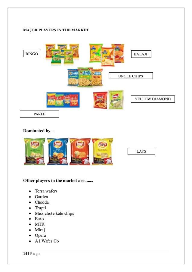 Summer Internship Report - FCEL (Ready To Eat Snacks) - Copy