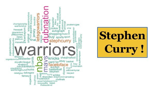 Stephen Curry !