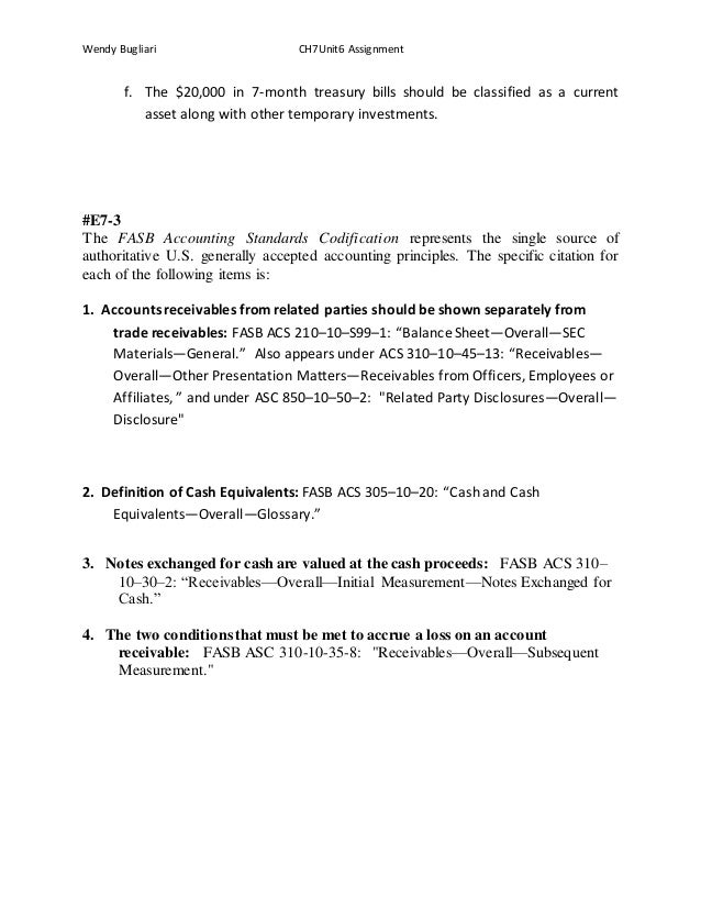 assignment of accounts receivable definition