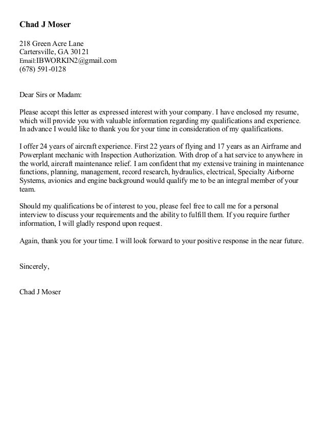 Chad J Moser Full Resume 12 14 General