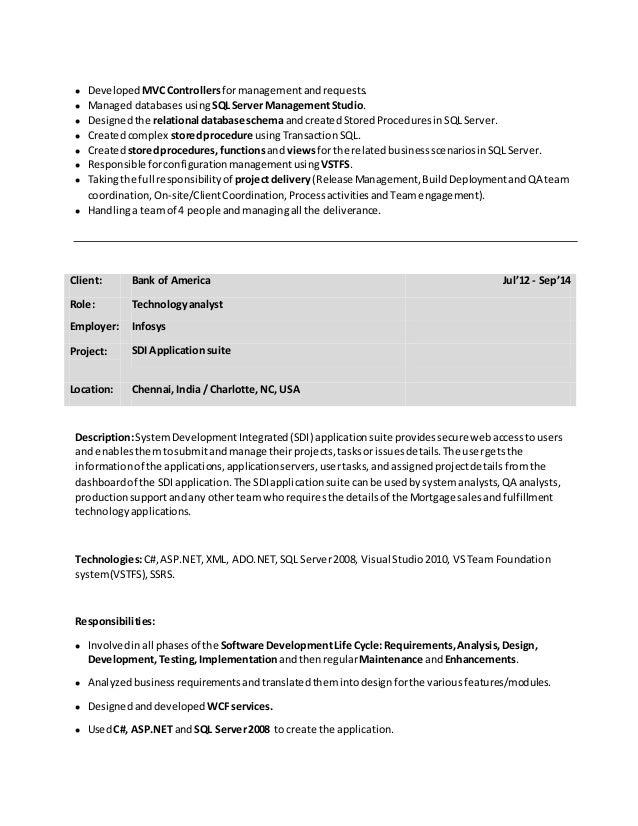  Developed MVCControllersformanagementandrequests.  Managed databasesusing SQLServer ManagementStudio.  Designedthe rel...