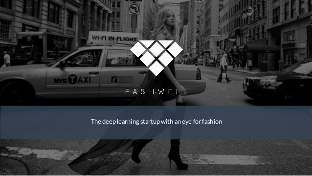 The deep learning startup with an eye for fashion