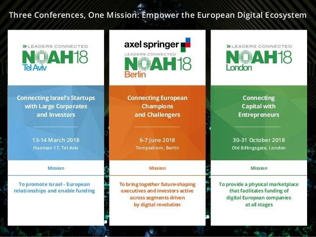 Check24 Ventures - NOAH17 London Slide 2