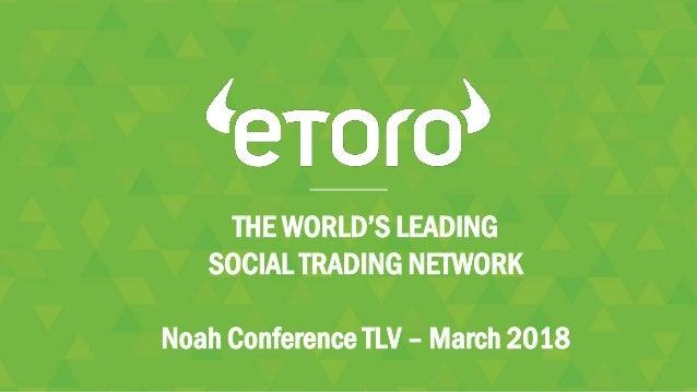 eToro - NOAH18 Tel Aviv