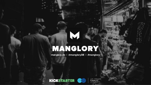 MANGLORY manglory.de | @mangloryDE | #manglory