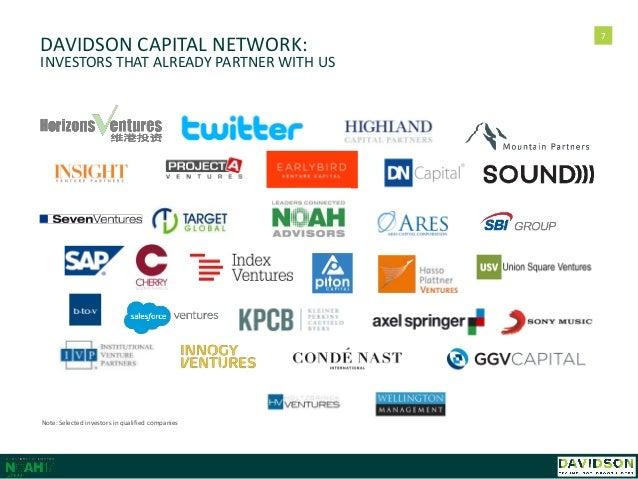 Davidson Technology Growth Debt - NOAH17 London
