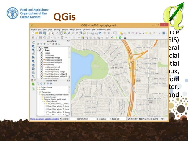Digital Soil Mapping Software And Tools - Lake mapping software