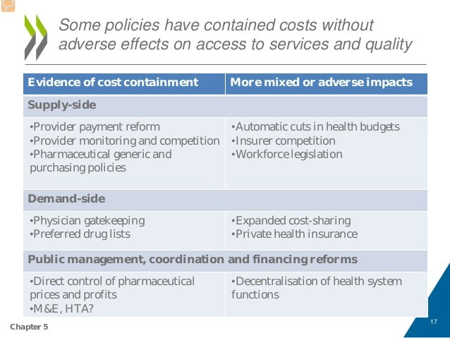 Fiscal Sustainability Of Health Systems Chris James