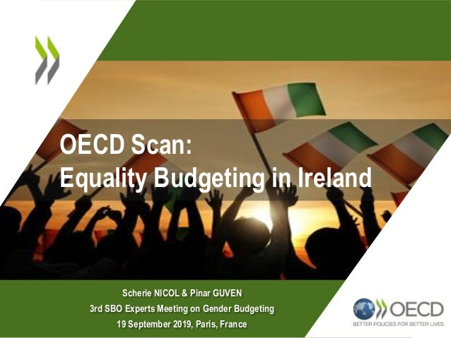 OECD Review of Gender Equality in Canada: Mainstreaming, Implementing & Budgeting Scherie NICOL & Pinar GUVEN 3rd SBO Expe...