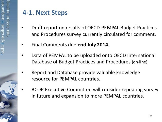 OECD, 10th Meeting of CESEE Senior Budget Officials