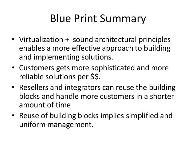 Sample solution blueprint efficient business solutions 10 malvernweather Images