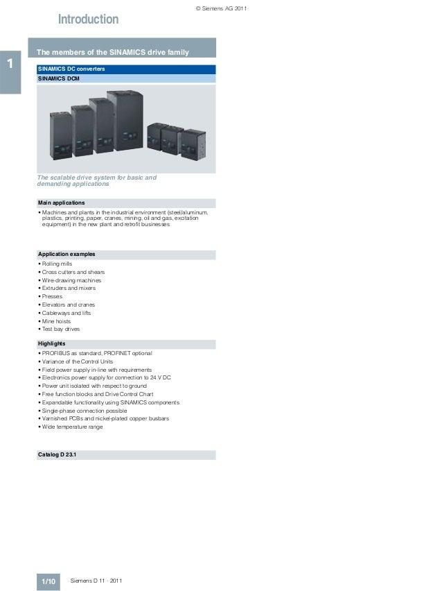 sinamics power module 340 pdf free