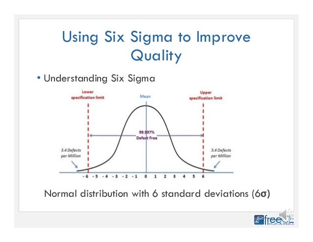 9  using six sigma