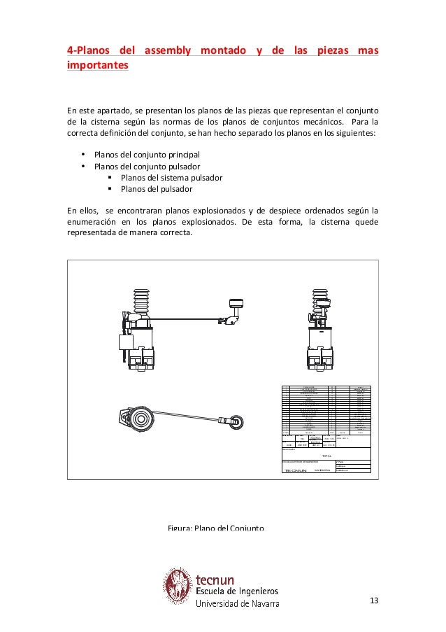 Mecanismo de cisterna - Mecanismo de cisterna ...