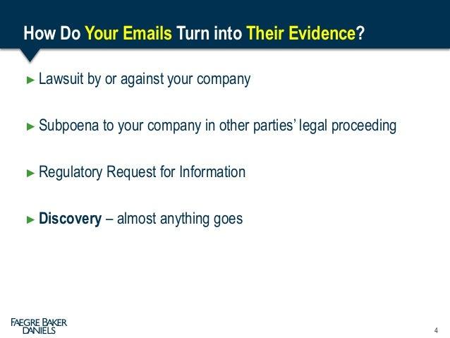 Attorney Client Privilege Overview