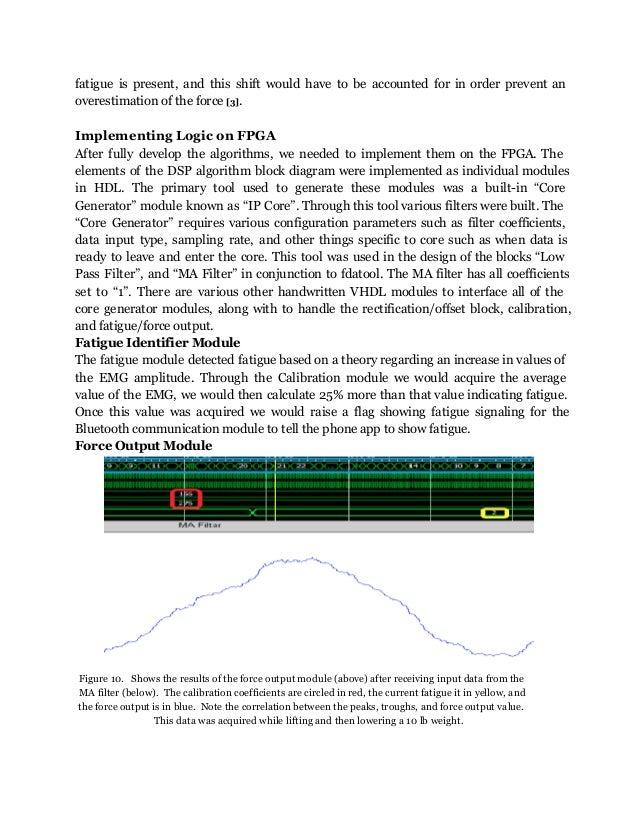 type pdf dsp ks report