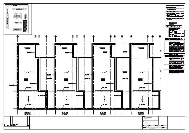 AC-E - Foundation Ground Beam Layouts LRCAM